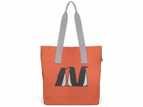Scion Living Pedro Penguin Tote Bag