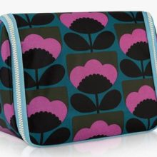 Orla Kiely Spring Bloom Hanging Washbag