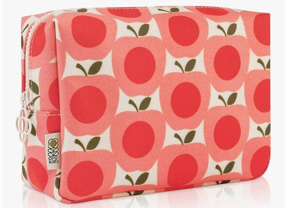 Orla Kiely Apple Wash Bag