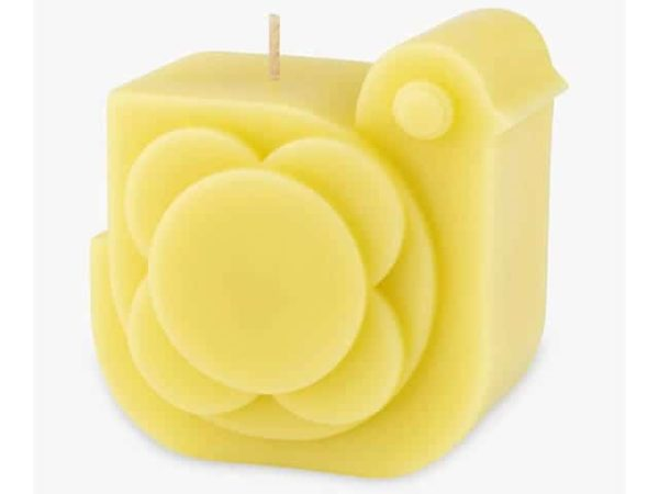 Orla Kiely Hen Candle Moulded Scented 280g