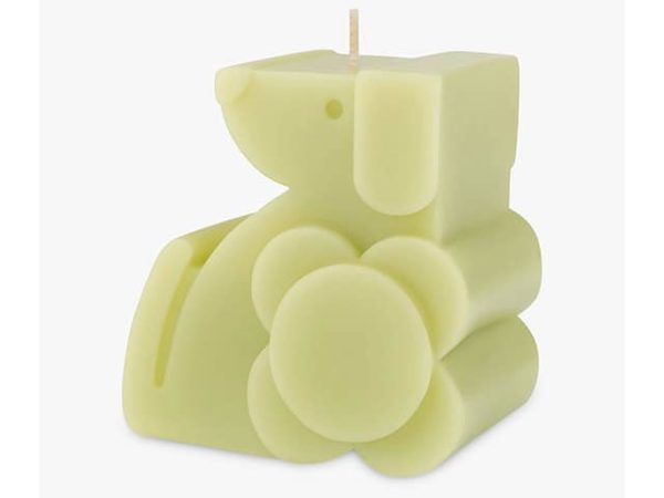 Orla Kiely Dog Candle Moulded Scented 275g