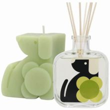 Orla Kiely Dog Candle And Diffuser Set 200ml