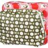Orla Kiely Double Washbag Apple Together