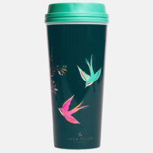 Sara Miller Travel Mug Swallows 460ml