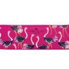 Sara Miller Slim Ostrich Pencil Case