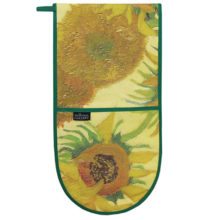 National Gallery Van Gogh Sunflowers Oven Gloves X2