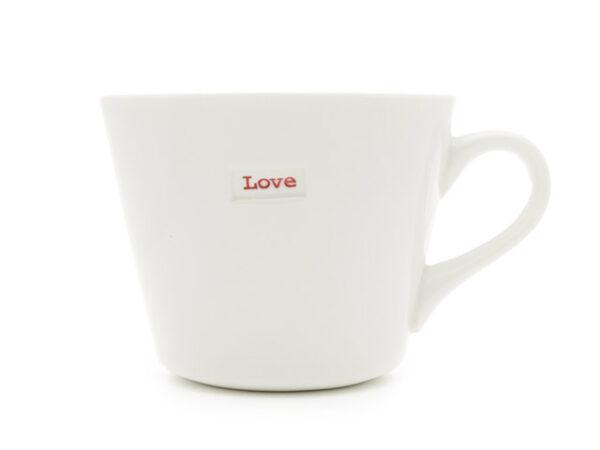 Keith Brymer Jones Red Love Mug