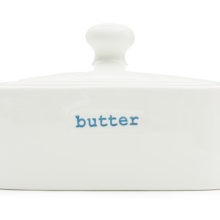 Keith Brymer Jones Butter Dish