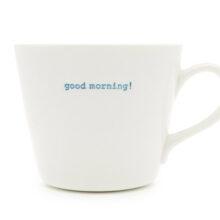 Keith Brymer Jones good morning Mug (blue)
