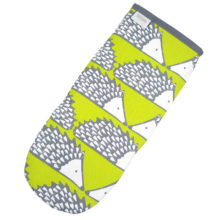 Scion Spike Hedgehog Oven Mitt Green