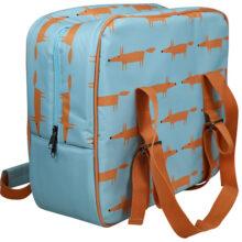 Scion Mr Fox Cool Bag Blue