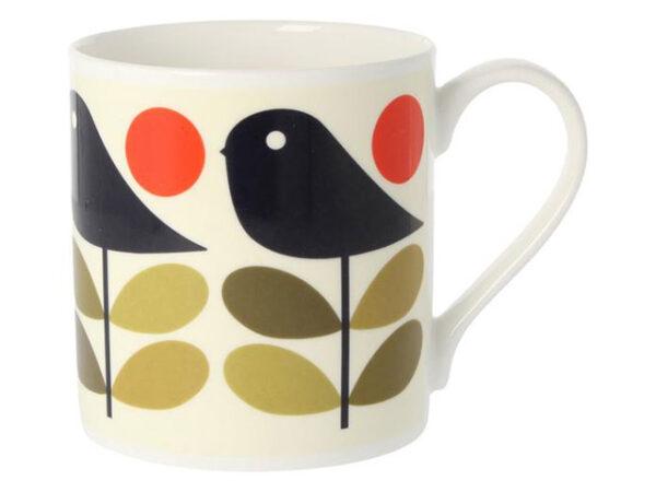 Orla Kiely Early Bird Mug 300ml