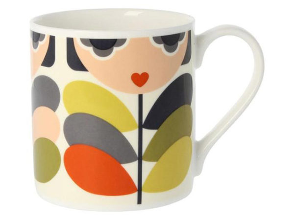 Orla Kiely Lady Stem Mug 350ml