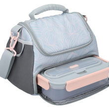 Built New York Mindful 6 Litre Lunch Bag with Storage Compartment