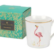 Sara Miller Piccadilly Flamboyant Flamingo Mug 350ml