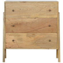 Nordic Style Trestle Chest of Drawers