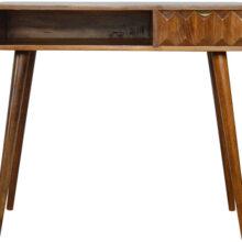 Chestnut Prism Writing Desk