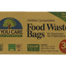 If You Care Compostable Food Waste Bags - 11 Litres - 30 bags