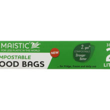 Maistic Compostable Food Bags 2 litre 30 bags
